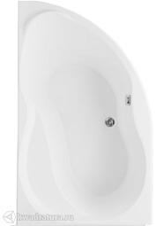 Ванна акриловая Aquanet Graciosa 150x90 L/R
