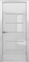 Межкомнатная дверь Albero Вена ДО белый глянец