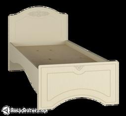 Кровать Ассоль Plus Ваниль АС-26
