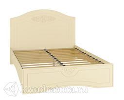 Кровать Ассоль Plus 1400 Ваниль