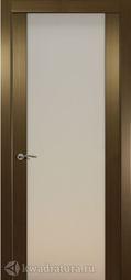Межкомнатная дверь Океан De Vesta СТ Р Бел венге