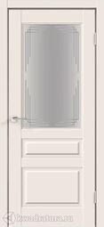 Межкомнатная дверь VellDoris Villa 3V эмалит ваниль