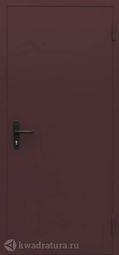 Дверь противопожарная ДПМ EI60-01 Ral 8017