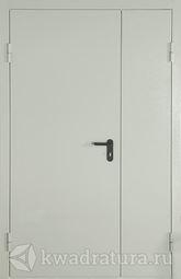 Дверь противопожарная ДПМ EI60-02 Ral 9016