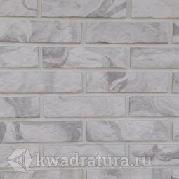 Декоративный гипсовый камень Дикий кирпич мрамор серый