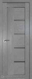 Межкомнатная дверь Профильдорс 2.08XN Грувд серый