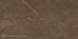 Керамогранит Laparet Armani Gold коричневый 60x120 см полированный