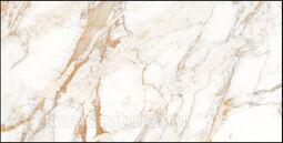 Керамогранит Laparet Calacatta Oro золотой 60x120 см полированный