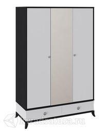 Шкаф Камилла комбинированный 3 двери