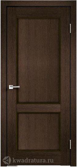 Межкомнатная дверь VellDoris Classico 2P глухая Мокко
