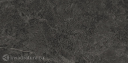 Керамогранит Laparet Spanish Black черный 60x120 см глянцевый