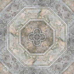 Напольная плитка ВКЗ Лаура зеленая 32,7х32,7 см