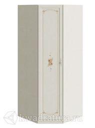 Шкаф угловой Лючия  с 1 глухой дверью