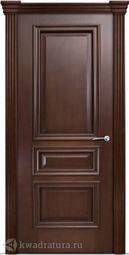 Межкомнатная дверь Мильяна Бристоль Сити Итальянскй орех