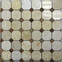 Мозаика каменная Bonaparte Dublin 30.5x30.5