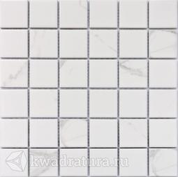 Мозаика керамогранитная Bonaparte Calacatta-48 30,6х30,6