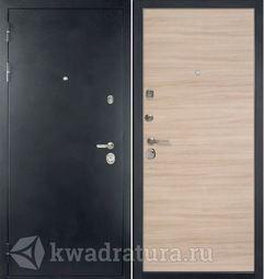 Дверь входная Профильдорс HD6 1Z Капучино кроскур