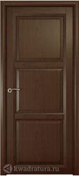 Межкомнатная дверь Океан Optima 3 ДГ дуб шоколад