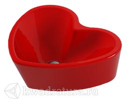 Раковина Sanita Luxe Love is 45x40