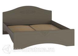 Кровать Ассоль Plus 1600 Грей